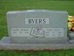 Nada <i>Stiles</i> Byers