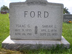 Isaac Greenberry Ford