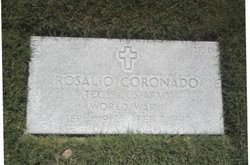 Rosalio Coronado