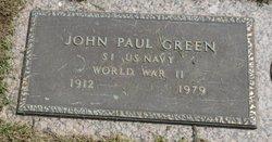 John Paul Green