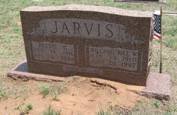 Jessie Glee <i>Hare</i> Jarvis