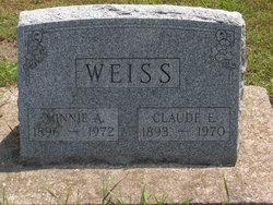 Claude E Weiss
