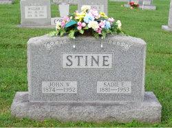 John W Stine