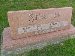 Mary Susan <i>Roudebush</i> Stitcher
