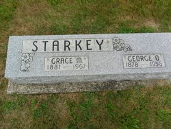 Grace A <i>Smith</i> Starkey