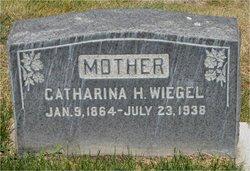 Catharena Hendrika <i>Corel</i> Wiegel