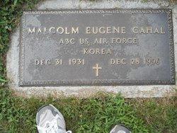 Malcolm Eugene Cahal