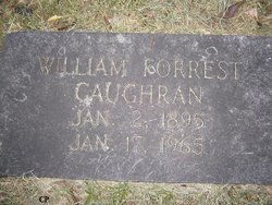 William Forrest Caughran