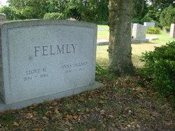 Anna <i>Tallman</i> Felmly