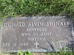 Donald Alvin Shinkle