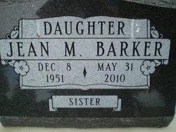 Jean Marie Barker