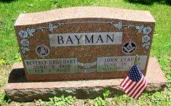 Beverly <i>Urquhart</i> Bayman