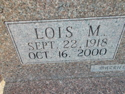 Lois Mae Dell <i>Stowe</i> Manners