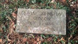 Olivia Johnston Johnson