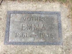 Emma Elizabeth <i>Simpson</i> Horn