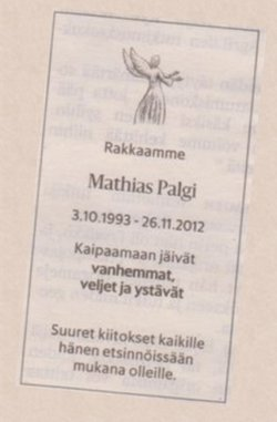 Mathias Matsku Palgi