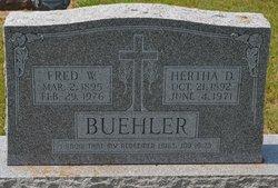 Fredrich Fred Wilhelm Buehler, Jr
