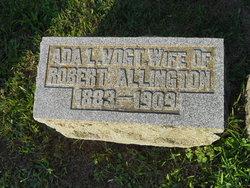 Ada L <i>Vogt</i> Allington