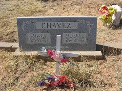 Alberto G Chavez
