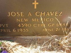 Jose A Chavez
