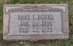 Anne C. <i>Smith</i> Burke