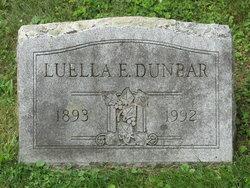 Luella E Dunbar