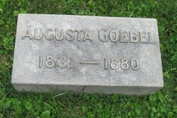 Augusta <i>Groenkle</i> Goebel