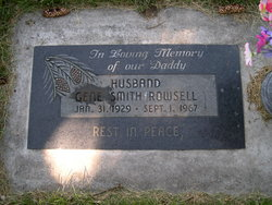 Gene Smith Rowsell