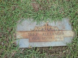 Inez Alexander