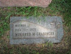 Winifred <i>Sweeny</i> Grabinger