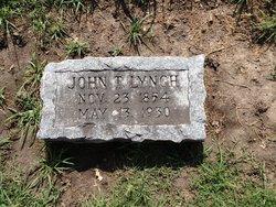 Capt John Thomas Bowman Lynch
