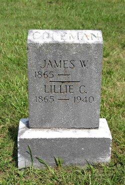 Lillie C. <i>Osborne</i> Coleman