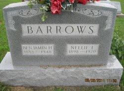 Nellie Louisa <i>Warren</i> Barrows
