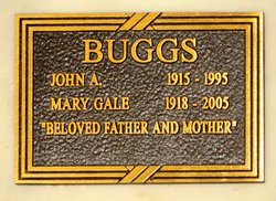 Mary Gale <i>Brown</i> Buggs