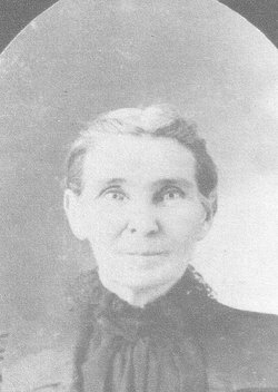 Martha Louisa Ruth <i>Degman</i> McQuerry