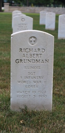 Richard Albert Grundman