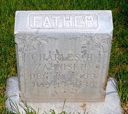 Charles Henery Zabriskie
