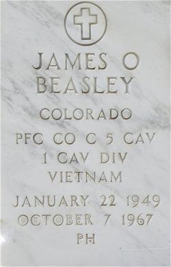 PFC James Otis Beasley