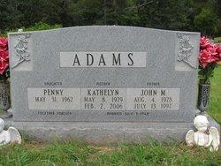 Kathelyn <i>Johnson</i> Adams