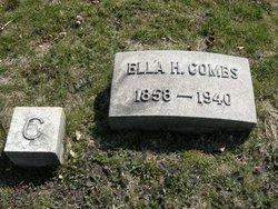 Ella <i>Hunt</i> Combs