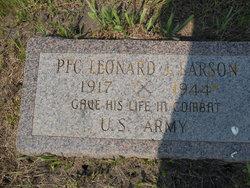 Leonard Joseph Larson