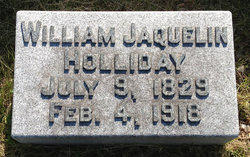 William Jaquelin Holliday