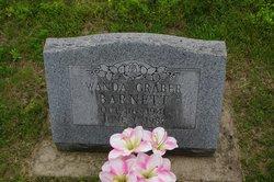 Wanda <i>Graber</i> Barnett