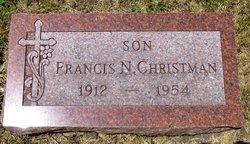 Francis N Christman