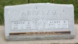 Albert W Abraham