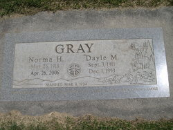 Dayle M. Spud Gray