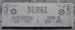 Margaretha Burke