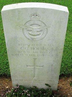 Cpl Charles George Holmes