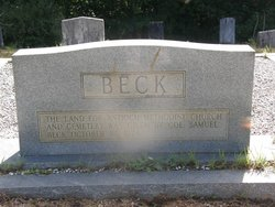 Samuel Beck