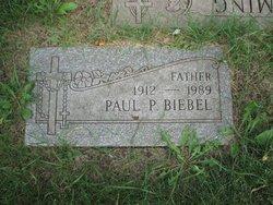 Paul P Biebel, Sr